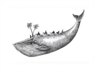 Desert Whale